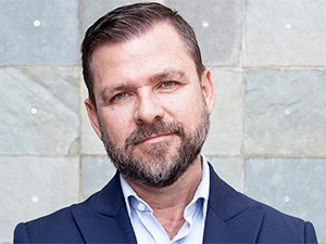 Anthon Muller, Vodacom Executive Head for Enterprise Mobility Service