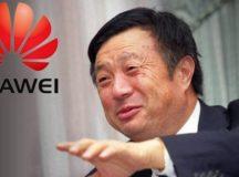 Huawei Technologies founder Ren Zhengfei