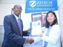 Zetech University | Zetech Signs MOU