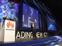 Huawei Enterprise South Africa Managing Director, Alex Du Min