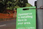 Floods disrupt OpenServe repair of telecommunications work