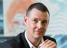 General Manager of ICTGlobe, Riaan van Stryp