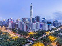 Chinese city of Shenzhen