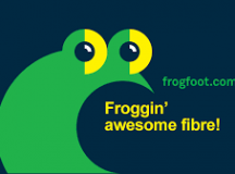 Frogfoot logo
