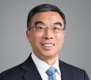 Liang Hua, Chairman of Huawei