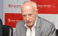 Safaricom CEO Michael Joseph