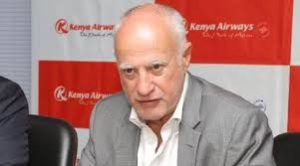 Acting Safaricom CEO Michael Joseph