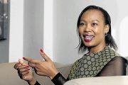 South Africa Minister of Communications, Telecommunications and Postal Services, Stella Ndabeni-Abrahams. File photo.