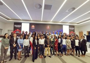 ICT Jobs Fair Group for Huawei