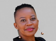 Standard Bank Head of Client Solutions and Small Enterprises, Belinda Rathogwa