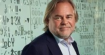 Kaspersky Chief Executive Officer, Eugene Kaspersky