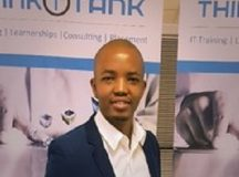 Think Tank Managing Director, Tebogo Moleta