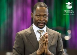 United Family International Church (U.F.I.C) founder, Prophet Emmanuel Makandiwa
