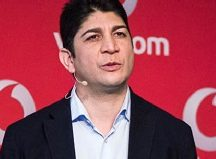 Vodacom Group Chief Executive Officer, Shameel Joosub