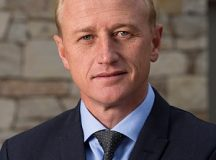 FNB CEO Jacques Celliers