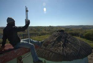Internet connectivity in SA villages. Photo by Jabulani Sikhakhane