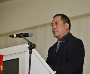 Nkwe Platinum (Pty) Ltd Managing Director and Chief Executive Officer, Mr. Zhiyu 'Gary' Fan