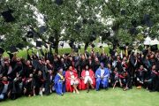 The 2019 graduation ceremony of the Vodacom Youth Academy.