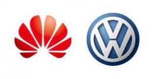 Huawei, VW collaboration
