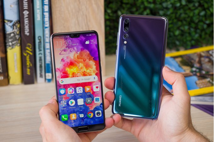 Huaweis 5G smartphones