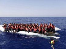 African migrants in Libya