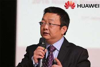 Huawei Consumer Business Group Vice President for Middle East and Africa, Likun Zhao