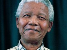 Former South African president, Nelson Mandela. File photo