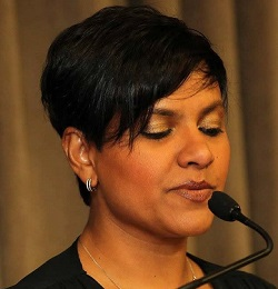 Suraya Hamdulay is the Executive Partner at Tsa Rona Insight & Analytics