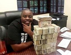 Zimbabwe businessman, Wicknell Chivayo