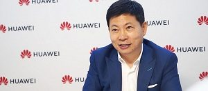 Huawei Executive Director and CEO for Consumer Business Group,  Richard Yu