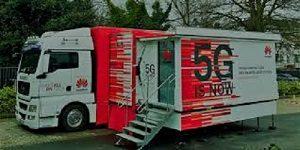 Huawei truck 5G