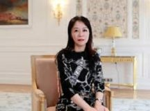 Senior Vice President for Huawei, Catherine Chen
