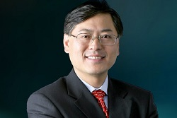 Lenovo Chairman and Chief Executive Officer, Yuanqing Yang