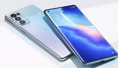 Chinese smartphone maker, OPPO, releases phone Reno5 5G