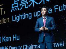Huawei Rotating Chairman, Dr Ken Hu