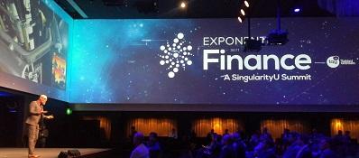 SingularityU Exponential Finance Summit online 2021