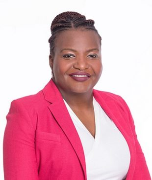 Business Connexion Chief Human Resources Officer, Hope Lukoto