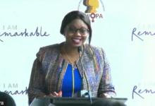 Kenyan Women Parliamentary Association (KEWOPA) chairperson, Gathoni Wamuchomba