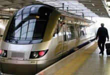 Gautrain's fastest train
