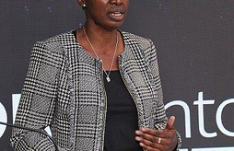 Huawei ICT senior specialist, Rose Moyo